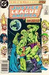 Cover Thumbnail for Justice League of America (1960 series) #230 [Newsstand]