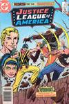 Cover Thumbnail for Justice League of America (1960 series) #233 [Newsstand Variant]