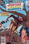 Cover Thumbnail for Justice League of America (1960 series) #234 [Newsstand]
