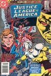 Cover Thumbnail for Justice League of America (1960 series) #235 [Newsstand]