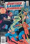 Cover Thumbnail for Justice League of America (1960 series) #237 [Newsstand]