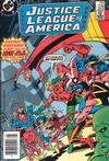 Cover Thumbnail for Justice League of America (1960 series) #238 [Newsstand]