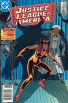 Cover Thumbnail for Justice League of America (1960 series) #239 [Newsstand]