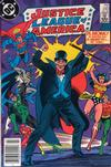 Cover Thumbnail for Justice League of America (1960 series) #240 [Newsstand]