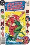 Cover Thumbnail for Justice League of America (1960 series) #242 [Newsstand]