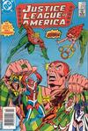 Cover Thumbnail for Justice League of America (1960 series) #243 [Newsstand]
