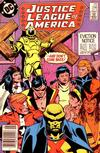 Cover Thumbnail for Justice League of America (1960 series) #246 [Newsstand]