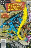 Cover Thumbnail for Justice League of America (1960 series) #253 [Newsstand]