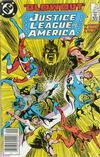 Cover Thumbnail for Justice League of America (1960 series) #254 [Newsstand]