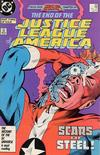 Cover Thumbnail for Justice League of America (1960 series) #260 [Direct]