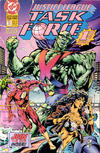 Cover for Justice League Task Force (DC, 1993 series) #1