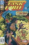 Cover for Justice League Task Force (DC, 1993 series) #4