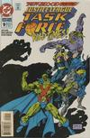 Cover for Justice League Task Force (DC, 1993 series) #9