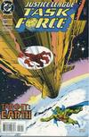 Cover for Justice League Task Force (DC, 1993 series) #12
