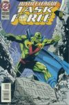 Cover for Justice League Task Force (DC, 1993 series) #15