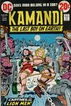 Cover for Kamandi, The Last Boy on Earth (DC, 1972 series) #6