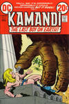Cover for Kamandi, The Last Boy on Earth (DC, 1972 series) #7