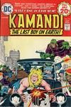 Cover for Kamandi, The Last Boy on Earth (DC, 1972 series) #19