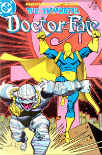 Cover Thumbnail for The Immortal Doctor Fate (DC, 1985 series) #1