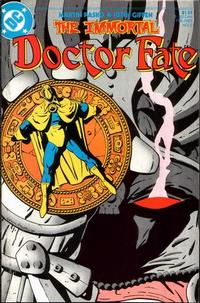 Cover Thumbnail for The Immortal Doctor Fate (DC, 1985 series) #2