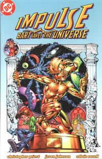 Cover Thumbnail for Impulse: Bart Saves the Universe (DC, 1999 series)