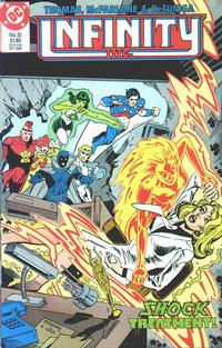 Cover Thumbnail for Infinity, Inc. (DC, 1984 series) #31