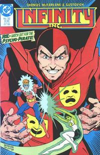 Cover Thumbnail for Infinity, Inc. (DC, 1984 series) #32