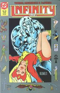 Cover Thumbnail for Infinity, Inc. (DC, 1984 series) #44