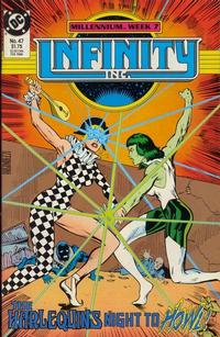 Cover Thumbnail for Infinity, Inc. (DC, 1984 series) #47