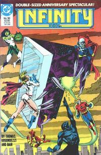 Cover Thumbnail for Infinity, Inc. (DC, 1984 series) #50