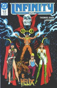 Cover Thumbnail for Infinity, Inc. (DC, 1984 series) #52