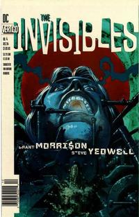 Cover Thumbnail for The Invisibles (DC, 1994 series) #4 [Newsstand]