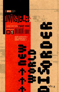 Cover Thumbnail for The Invisibles (DC, 1994 series) #5 [New World Disorder]