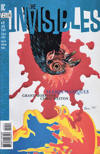 Cover Thumbnail for The Invisibles (DC, 1994 series) #10