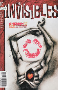 Cover Thumbnail for The Invisibles (DC, 1994 series) #14
