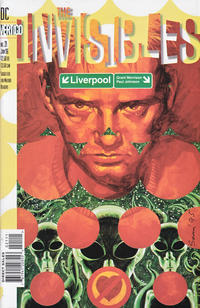 Cover Thumbnail for The Invisibles (DC, 1994 series) #21