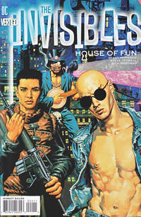 Cover Thumbnail for The Invisibles (DC, 1994 series) #22