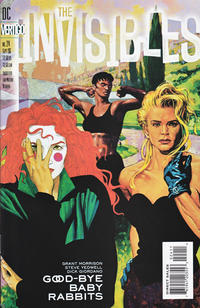 Cover Thumbnail for The Invisibles (DC, 1994 series) #24
