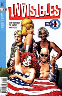 Cover Thumbnail for The Invisibles (DC, 1997 series) #1