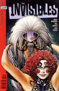 Cover Thumbnail for The Invisibles (DC, 1997 series) #3