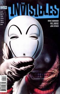 Cover Thumbnail for The Invisibles (DC, 1997 series) #4