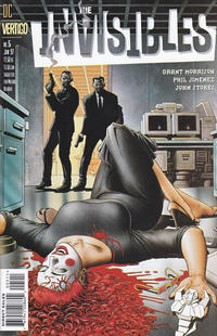 Cover Thumbnail for The Invisibles (DC, 1997 series) #5
