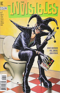 Cover Thumbnail for The Invisibles (DC, 1997 series) #7