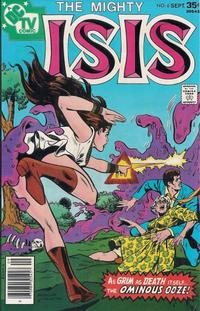 Cover Thumbnail for Isis (DC, 1976 series) #6