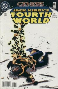 Cover Thumbnail for Jack Kirby's Fourth World (DC, 1997 series) #8