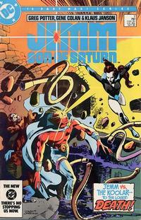 Cover Thumbnail for Jemm, Son of Saturn (DC, 1984 series) #2 [Direct]