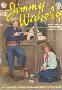 Cover Thumbnail for Jimmy Wakely (DC, 1949 series) #6