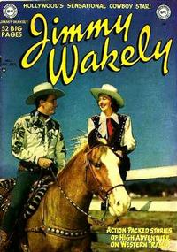 Cover Thumbnail for Jimmy Wakely (DC, 1949 series) #7