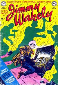 Cover Thumbnail for Jimmy Wakely (DC, 1949 series) #8