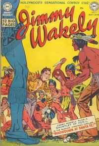 Cover Thumbnail for Jimmy Wakely (DC, 1949 series) #11